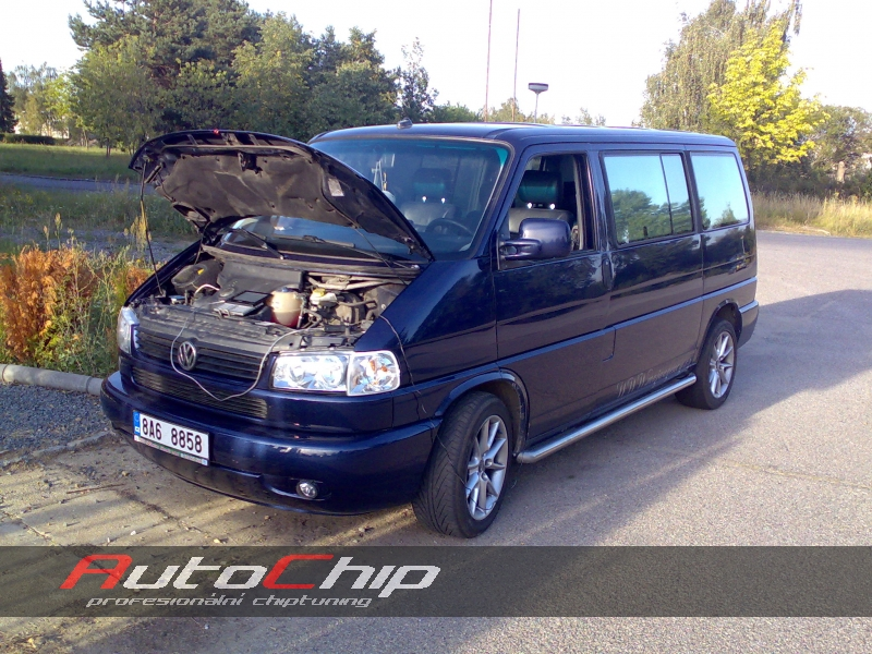 chiptuning volkswagen transporter t4 2 5 tdi 151 hp. Black Bedroom Furniture Sets. Home Design Ideas